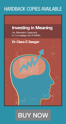 Buy Dr Seeger's Book Today
